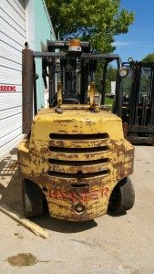 Hyster S150 15000lb Forklift For Sale