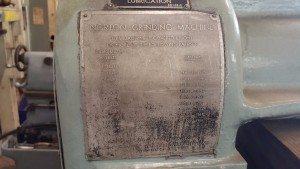 Norton Surface Grinder 2
