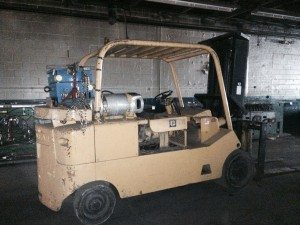 30,000lb Fork truck for sale CAT