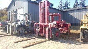 Used 20000lb Taylor Forklift For Sale