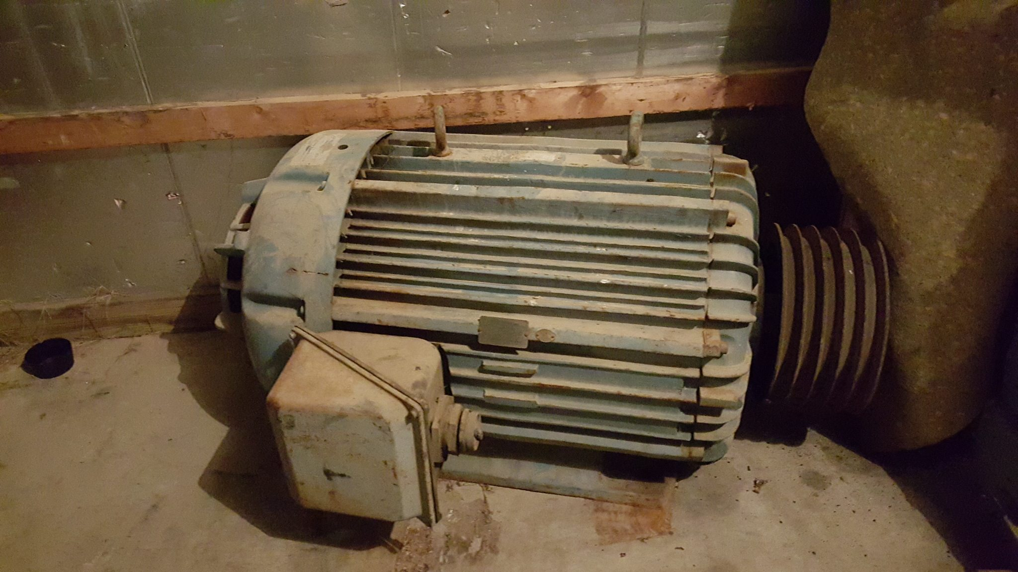 Delco electric 100 hp motor for sale call 616 200 4308 for 100 hp dc motor