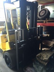 10000lb Hyster S100 Forklift For Sale 2