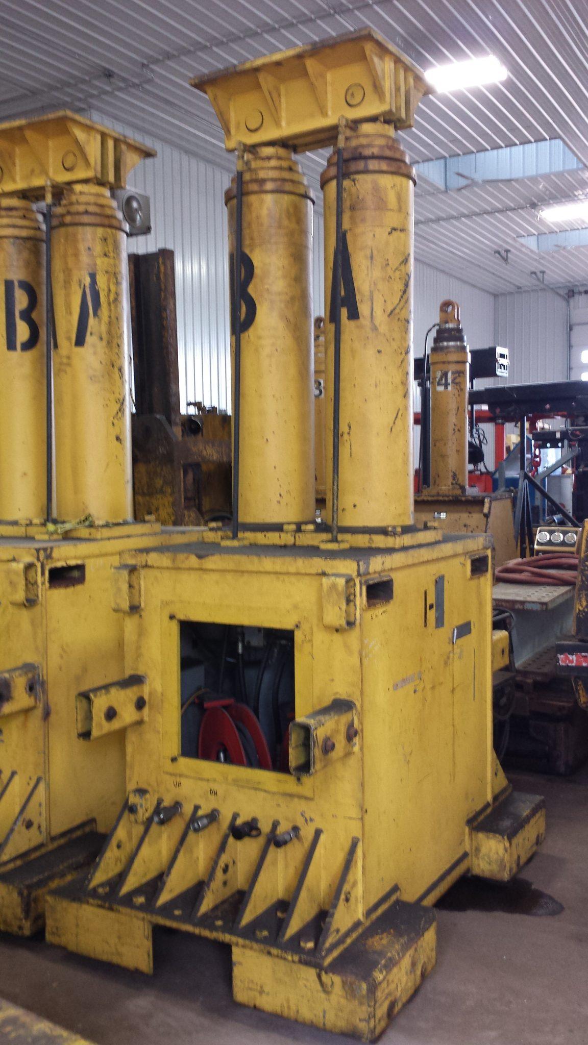1 Ton Hydraulic Floor Press