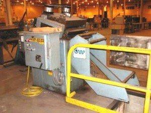 10,000lb. Capacity CWP Straightener Servo Feedline For Sale (4)