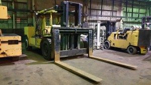 80,000lb. Capacity Bristol RS-80 Forklift For Sale