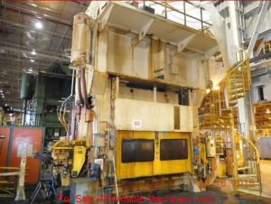 600 Ton Capacity Minster Straight Side Press For Sale (4)