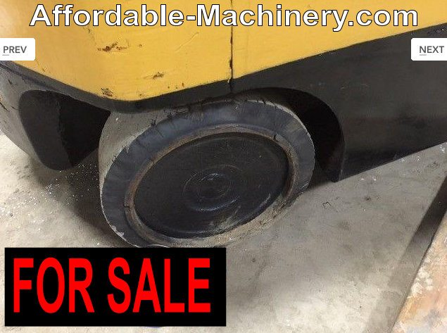 Used 15000lb Hyster S150 Stretch For Sale
