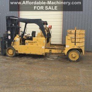 40,000lb. to 60,000lb. Royal Forklift For Sale (2)