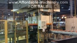 400 Ton PH 4 Post Hydraulic Press For Sale