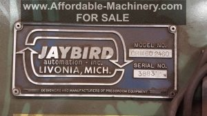 Jaybird Powered Reel For Sale 3