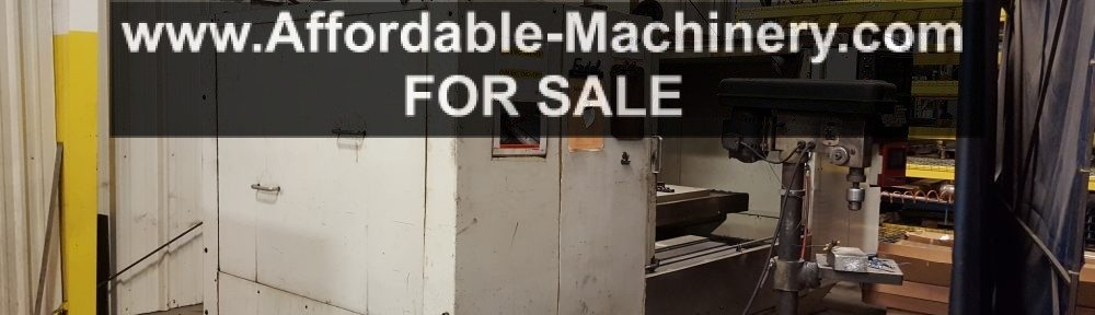 Used Fadal VMC6030HT CNC Mill For Sale