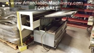 Used Haas Servo Bar Feeder 300 For Sale