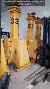 200 220 Ton J&R Lift N Lock Hydrualic Gantry For Sale