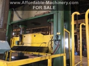 200 Ton Pacific Hydraulic Press For Sale (5)