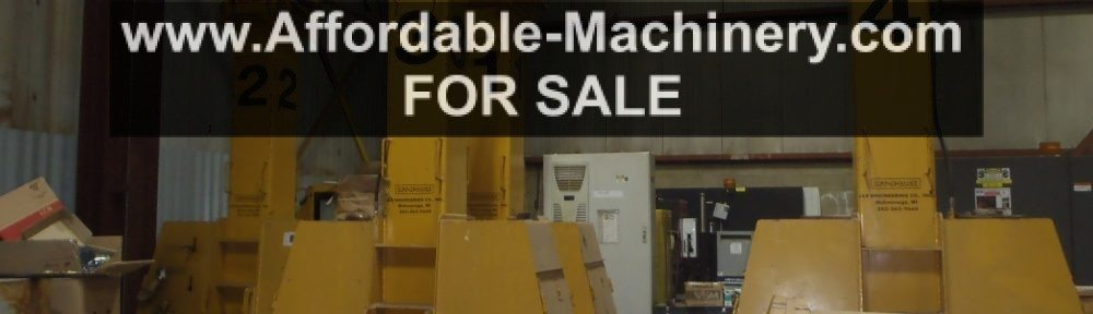 220 Ton J & R Lift-N-Lock Gantry For Sale