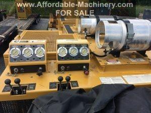 400 Ton Capacity Lift Systems 4-Point Hydraulic Gantry (6)