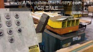 30,000lb. Dallas Coil Reel and Coil Car For Sale (1)