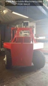 Riggers Lift 80000lb Forklift For Sale