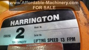 harrington-a-frame-crane-for-sale-4