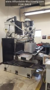 Used Hurco Hawk 40 CNC Mill For Sale