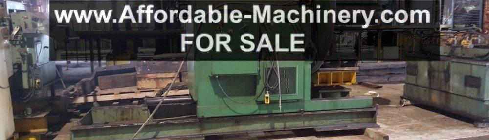 30,000lb. Capacity Sesco Coil Reel For Sale