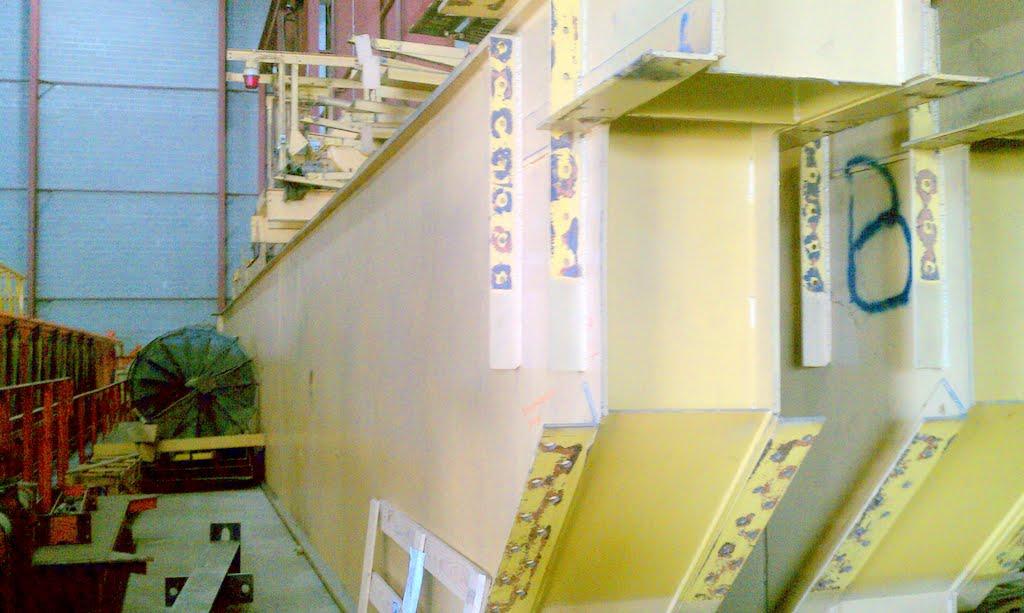 200/50 Ton Whiting Overhead Bridge Crane For Sale