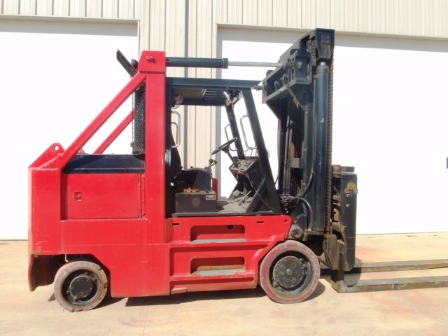 25,000 lbs Taylor Forklift Hard Tire - Fork Truck For Sale