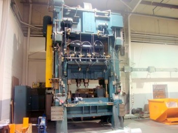 300 Ton Minster Press - Straight Side For Sale
