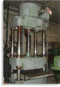 75 Ton HPM Hydraulic Press