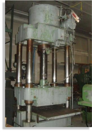 75 Ton HPM Hydraulic Press