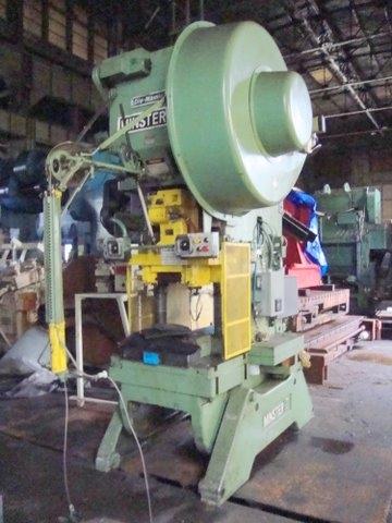 75 Ton Minster Press OBI for sale
