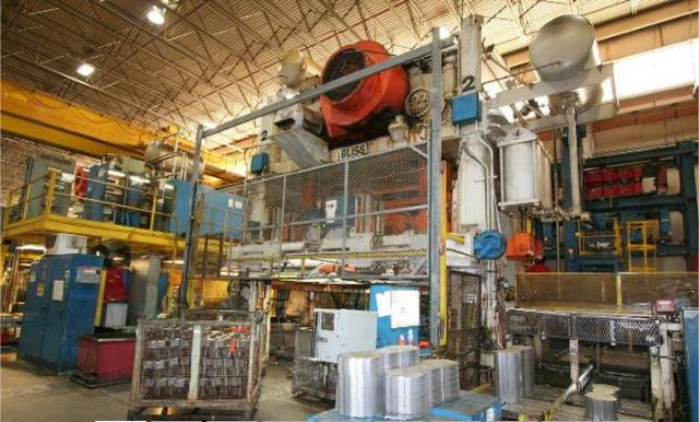 2,000 Ton Bliss Straight Side Press For Sale - SOLD