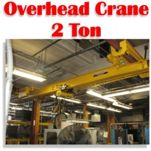 2 Ton Beacon Overhead Bridge Crane