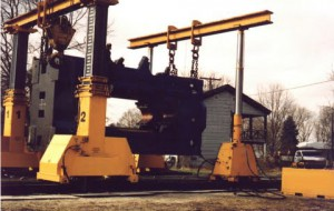 1-400 Ton Set 1-800 Ton Set JR Lift-N-Lock SOLD!