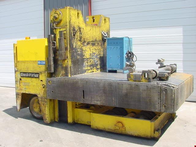 150,000lbs. Used Elwell Die Truck - Die Handler For Sale