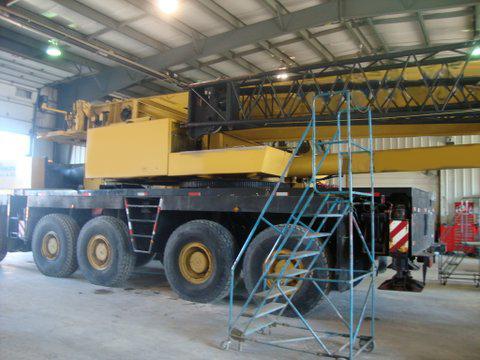 Krupp Crane Parts In Usa