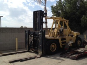 "75,000lbs@24"" Load Center - 52,000lbs@48""LC. Capacity Lift All Forklift For Sale"