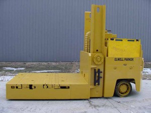 60,000lbs. Used Elwell Die Truck - Die Handler For Sale