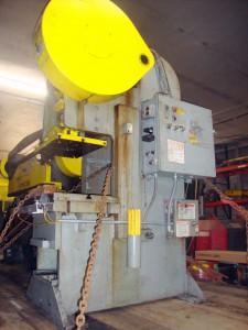 70 Ton Heim Single Crank Back Geared Gap Frame Press