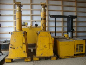 200 Ton Lift Systems Gantry For Sale