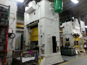 350 Ton Niagara Straight Side Press For Sale
