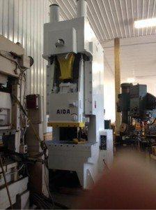 Aida 200 Ton Gap Frame 1