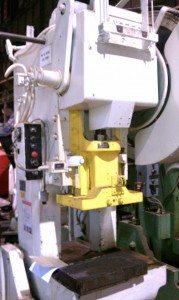 60 Ton Minster OBI Press 3