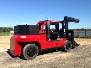80,000lbs. Bristol Forklift For Sale - SOLD