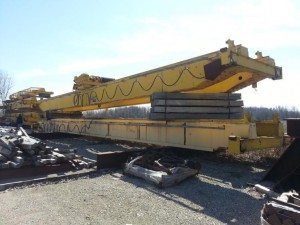 25 Ton Grand Traverse Overhead Bridge Crane