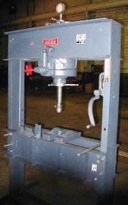 75 Ton Dake H-Frame Press 2