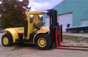 Hyster H300 pic 2