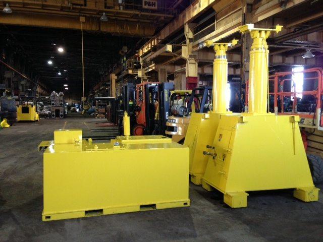 200 Ton Gantry System For Sale