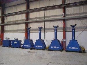 Lift Systems Gantry System 1