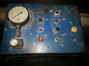 200 Ton Bentler Hydraulic Press 5